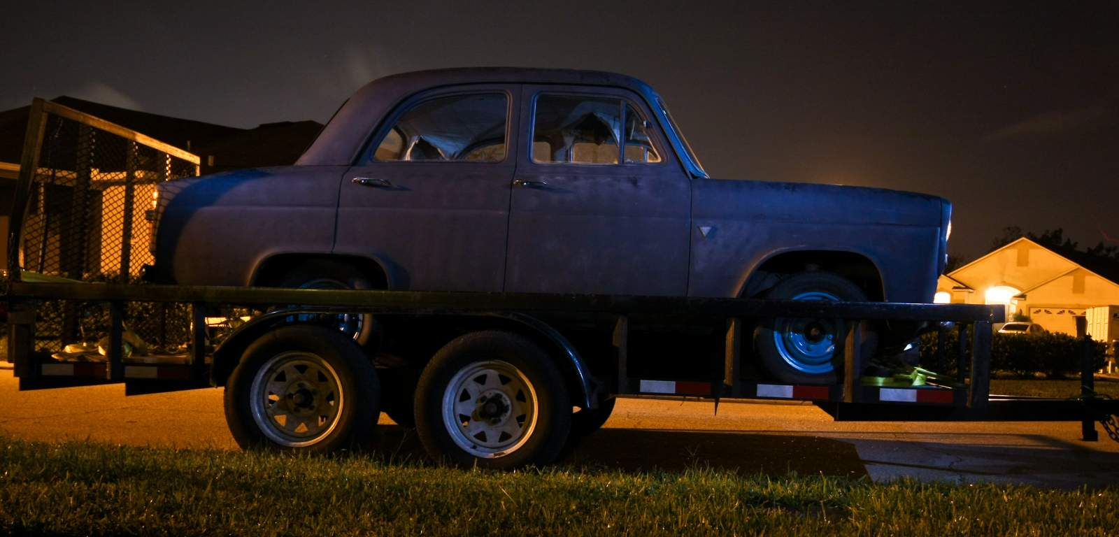 Re: 57 Ford Prefect, FL, $400. Loads more pics to come in the daylight